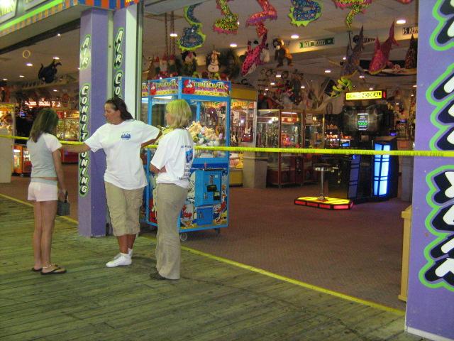 Casino pier arcade hours