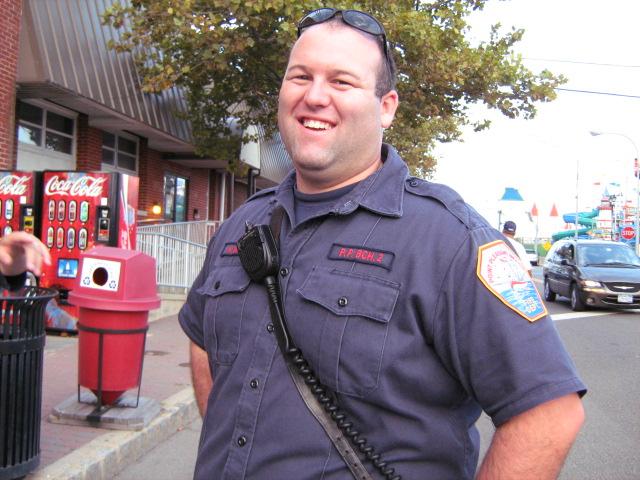 Thanks Point Pleasant Beach Fire Department…   popartpete ...